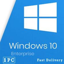 Ŵiņdows 10 Enteprise (32/64 bit) Key Retail Original Fast Delivery