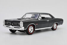 1:/18 Welly 1966 Pontiac GTO Diecast Alloy collection  Car Model Black