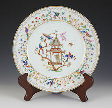 "Limoges for Tiffany & Co. Porcelain 8.5"" Salad Plate in Audubon"