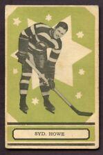 1933-34 OPC O Pee Chee Series A V304A # 24  SYD HOWE Ottawa Senators RC ROOKIE