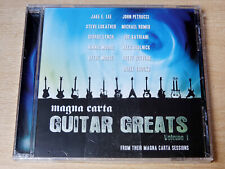 Magna Carta Guitar Greats Vol 1/2007 CD Album/John Petrucci/Steve Lukather