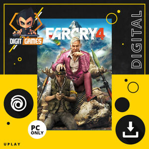 Far Cry 4 - Uplay Key / PC Game