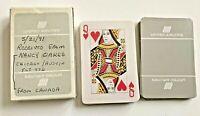 c.1991 VTG United Airlines Deck of Cards Austin/Chicago Flight-Unused -COMPLETE!