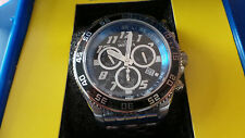 """A NEW INVICTA STAINLESS STEEL """" PRO DIVER"""" WATCH.."""