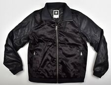 G-STAR RAW Men Jacket, Camcord Bomber, Black Gr. L Neu !!!