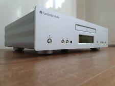 Cambridge Azur 740C Highend CD Player Silber neuwertig