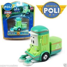Robocar poli miniature car series Cleany