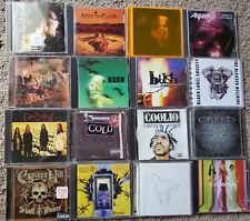 Cd Lot ~ $8.00 For 4 Cds - Hard Rock Metal Alternative Grunge Industrial