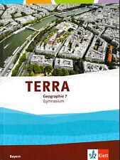 Terra Geographie 7 Gymnasium Bayern Schülerbuch