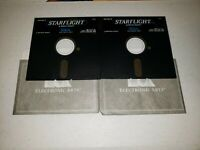 """Starflight PC Game 5.25"""" Disks IBM by Electronic Arts 1986 Floppy Disks EA"""