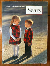 SEARS CATALOG 1966 Fall and Winter Sears Roebuck and Co. Department Store Book