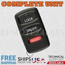 Keyless Entry Remote for 1999 2000 2001 Mitsubishi Galant Car Key Fob Control