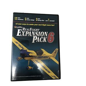 Real Flight Expansion Pack 6 Software EUC