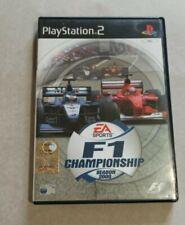 F1 CHAMPIONSHIP SEASON 2000 PS2   - VERSIONE  ITALIANA  - OTTIME CONDIZIONI