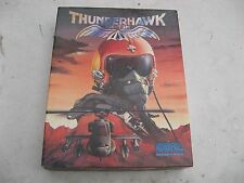 "USED AMIGA THUNDERHAWK GAME FROM CORE DESIGN LIMITED BIGBOX ON 3 1/2"" DISK ."