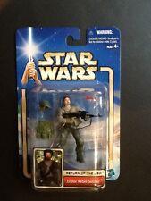 STAR Wars-Rotj-Endor Rebel Soldier-Nuovo con Scatola
