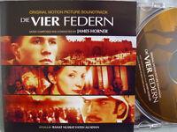 Die vier Federn- OST by James Horner WIE NEU