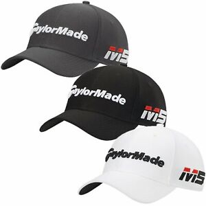 TaylorMade Golf 2019 M5 New Era Tour 39Thirty Fitted Hat Cap - Pick Size & Color