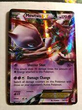 Mewtwo EX 62/162 BREAKthrough -  Near Mint Pokemon Card Ultra Rare