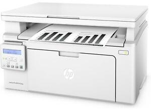 Imprimante Laser HP Laserjet Pro M130nw Monochromée sans Fil Wifi App Mobile