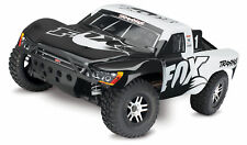 Traxxas Slash 4x4 Brushless Short Course Truck 1/10 SCT TQi TSM 68086-4 FOX