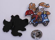 VESPA CLEVER & SMART PIN (MBA 643 )