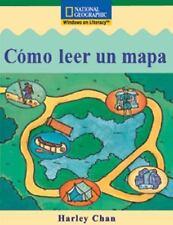 Windows on Literacy Spanish Fluent (Social Studies): Como leer un mapa