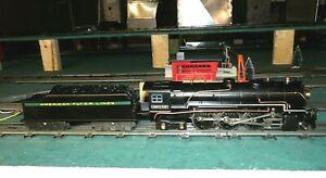 American Flyer 1680 O gauge prewar engine & tender  restored