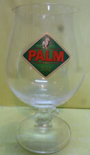 "COLLECTOR , VERRE A BIERE , PALM , "" PIED CHEVAL"" , 33 CL , OD665 *"