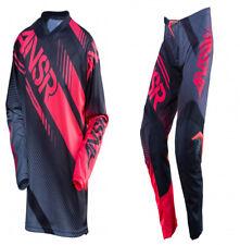 "Answer 2017 SYNCRON 36 ""/ XL noir gris rouge jersey pantalon COMBO motocross"