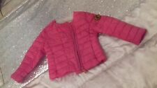 PIUMINO SAVE THE DUCK TG 12/24 mesi GIUBBOTTO COAT ROSA JACKET PINK