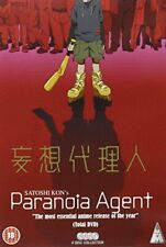 Paranoia Agent Collection - Reissue DVD Region 2
