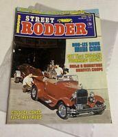 Street Rodder Magazine April 1975 College Class for Street Rods SLEEVED