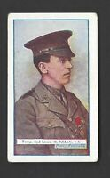 GALLAHER - THE GREAT WAR, VC HEROES, 7TH - #174 HENRY KELLY