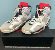 Air Jordan 6 Retro 384664-104 Tinker Athletic Shoes Sneakers US Size 10.5