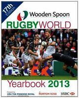 Wooden Spoon Rugby World Yearbook 2013,G2 Entertainment