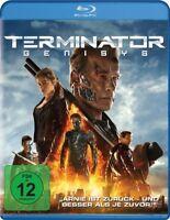 Terminator: Teil: 5 - Genisys [Blu-ray/NEU/OVP] Arnold Schwarzenegger, Emilia Cl
