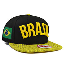 BRAZIL New Era 2016 OLYMPIC Snapback 9Fifty Hat
