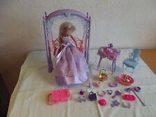 Barbie Hollywoodschaukel mit Barbie und viel Zubehör