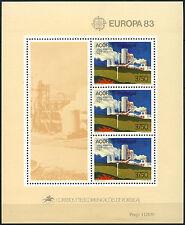 Azores 1983 SG#MS450 Europa MNH M/S Sheet Cat £17 #D40795