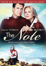 The Note DVD, Richard Leacock, Gord Rand, Heather Hanson, Jim Codrington, Maria