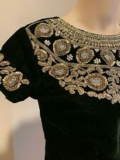 Silk Embroidery Blouse for Saree or Ghagra or Lehenga
