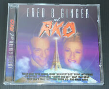 CD FRED & GINGER AT RKO / FRED ASTAIRE GINGER ROGERS