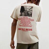 Astro Scott T Shirt World Sicko Mode Wish You Were Here Hip Hop Music Tour Tee
