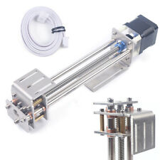 Z Axis Slide 150mm Diy Milling Linear Motion Guide Rail 2 Phase F Cnc Engraving