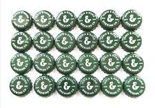 24 x Innis & Gunn Brewing Co. Green bottle caps/tops/lids. Home brew/arts/craft