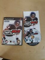 NFL Football 2K3 (Sony PlayStation 2, 2002) Used Complete PS2 (2003)