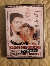 Danny Kaye the Inspector General - DVD Brand NEW, sealed free shipping
