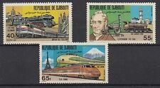 D. Eisenbahn - Lokomotiven  Djibouti  300 - 02  **  (mnh)
