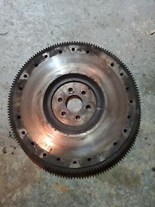 """1986-95 Ford Mustang 302 5.0 50 oz Factory steel iron flywheel 157 tooth 10.5"""""""